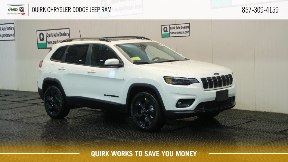 New 2019 Jeep Cherokee Altitude Sport Utility In Boston Cj3266