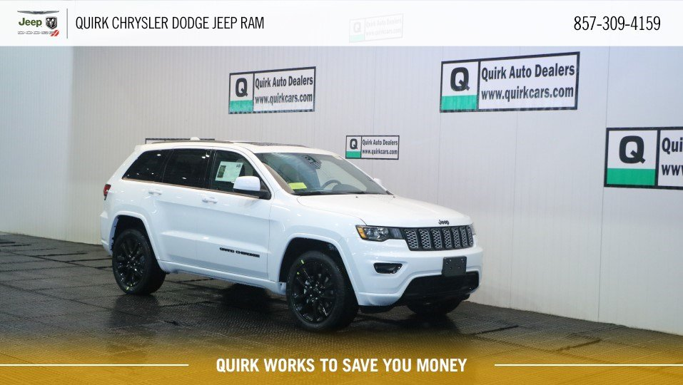 New 2019 Jeep Grand Cherokee Altitude Sport Utility In Boston
