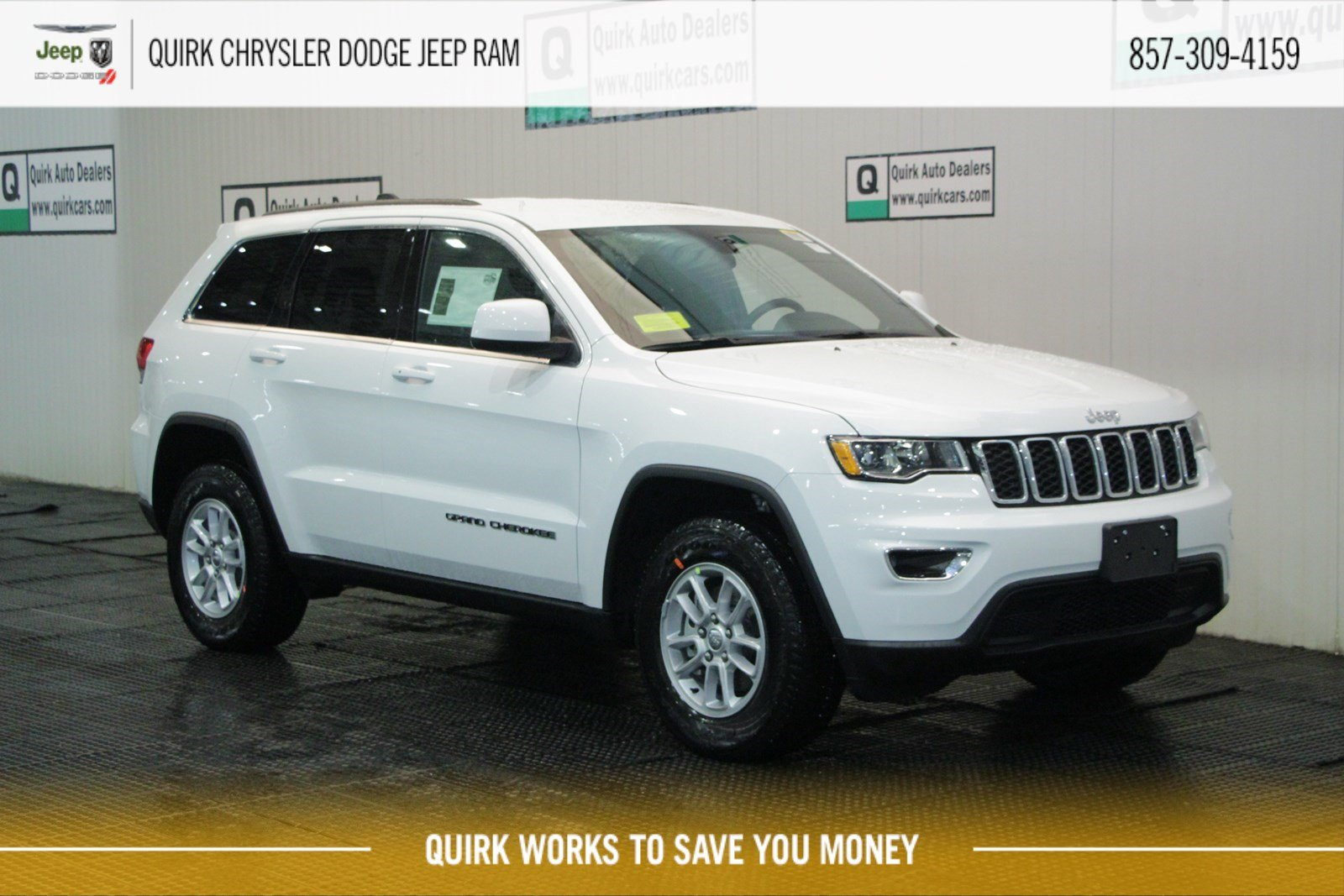 New 2019 Jeep Grand Cherokee Laredo Sport Utility In Boston Cj3345