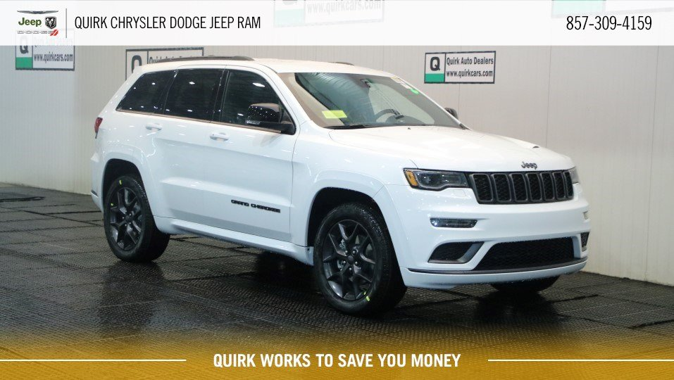 New 2019 Jeep Grand Cherokee Limited X Sport Utility In Boston